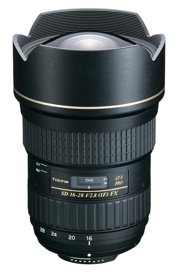Tokina ATX1628N Pro FX Objektiv für Nikon: Amazon.de: Kamera