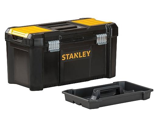 38 opinioni per Stanley STST1-75515 Valigetta degli attrezzi in plastica, con chiusure e