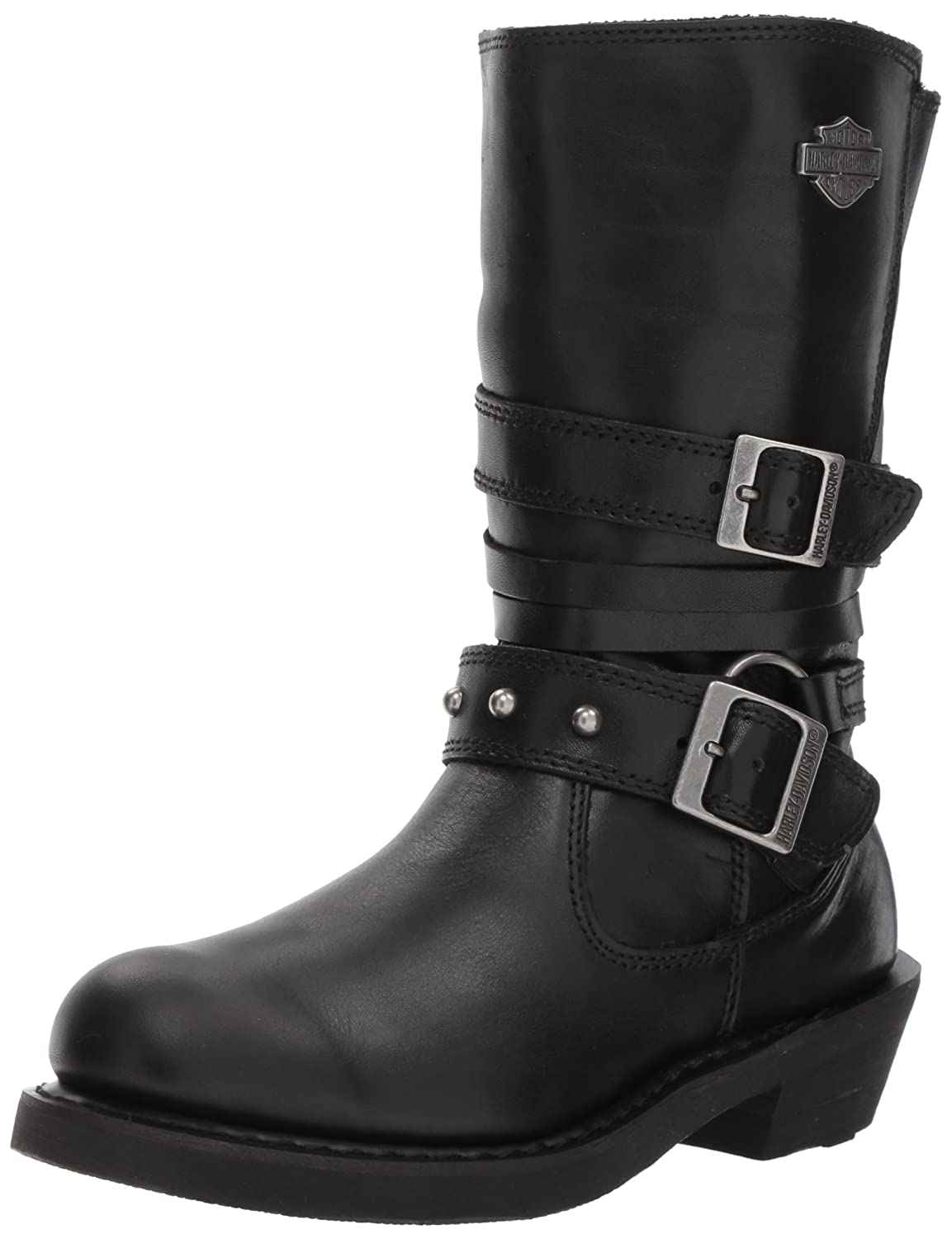 Harley-Davidson Women's Ardwick Motorcycle Boot B072NZ71WY 6 B(M) US|Black