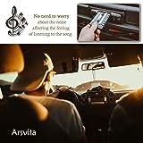 Arsvita Car Audio aux Cassette Adapter, 3.5 MM