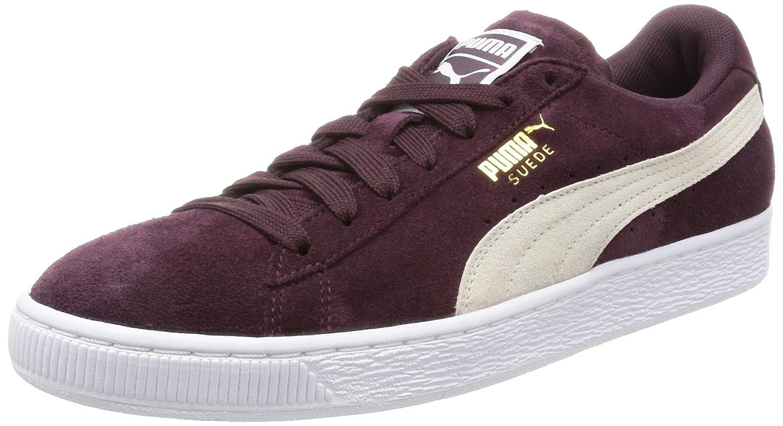 Puma Suede Classic, Zapatillas Para Mujer 36 EU|Morado (Winetasting-white)