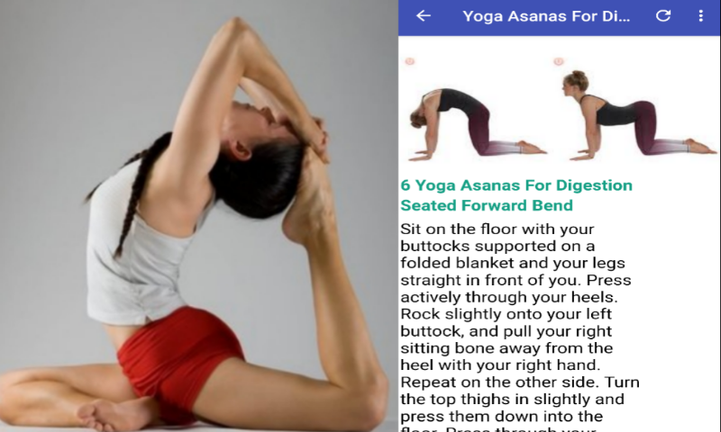 Amazon.com: Learn Yoga Asanas: Appstore for Android