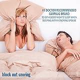 Macks Pillow Soft Silicone Earplugs Value Pack, 6