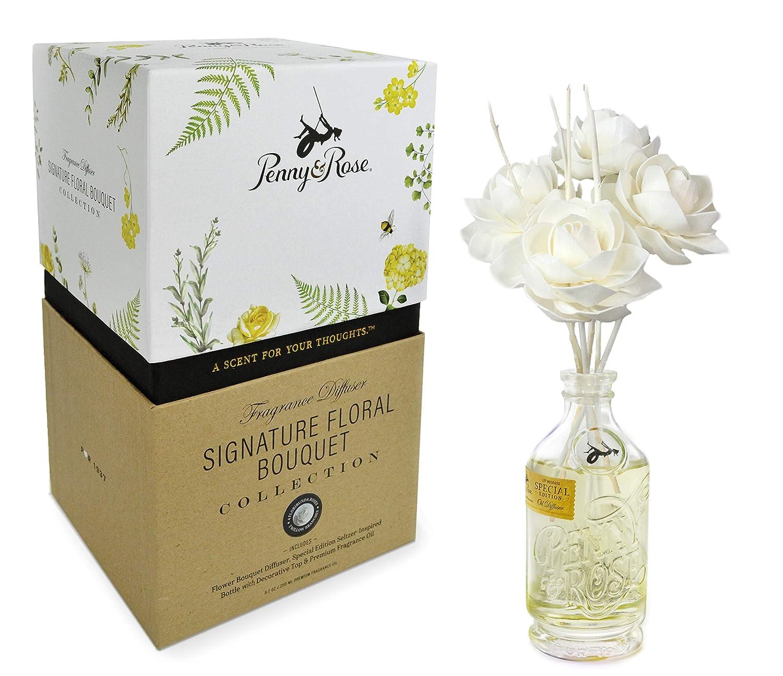 Penny & Rose Floribunda バラの花のオイルディフューザー ホームフレグランスの香り Gram's Cran Cobbler B07KD6KCZY