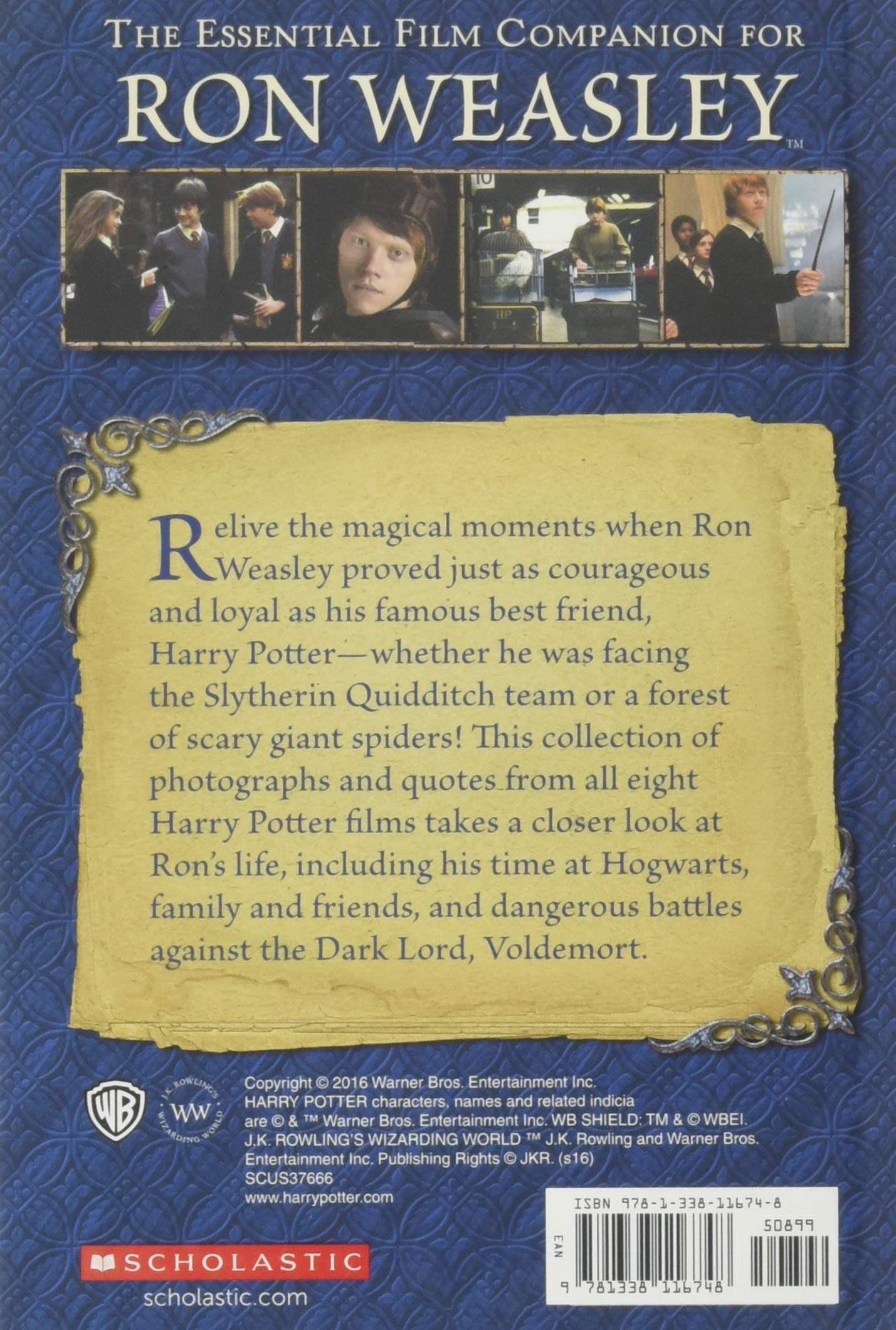 Harry Potter. Ron Weasley. Cinematic Guide Harry Potter ...