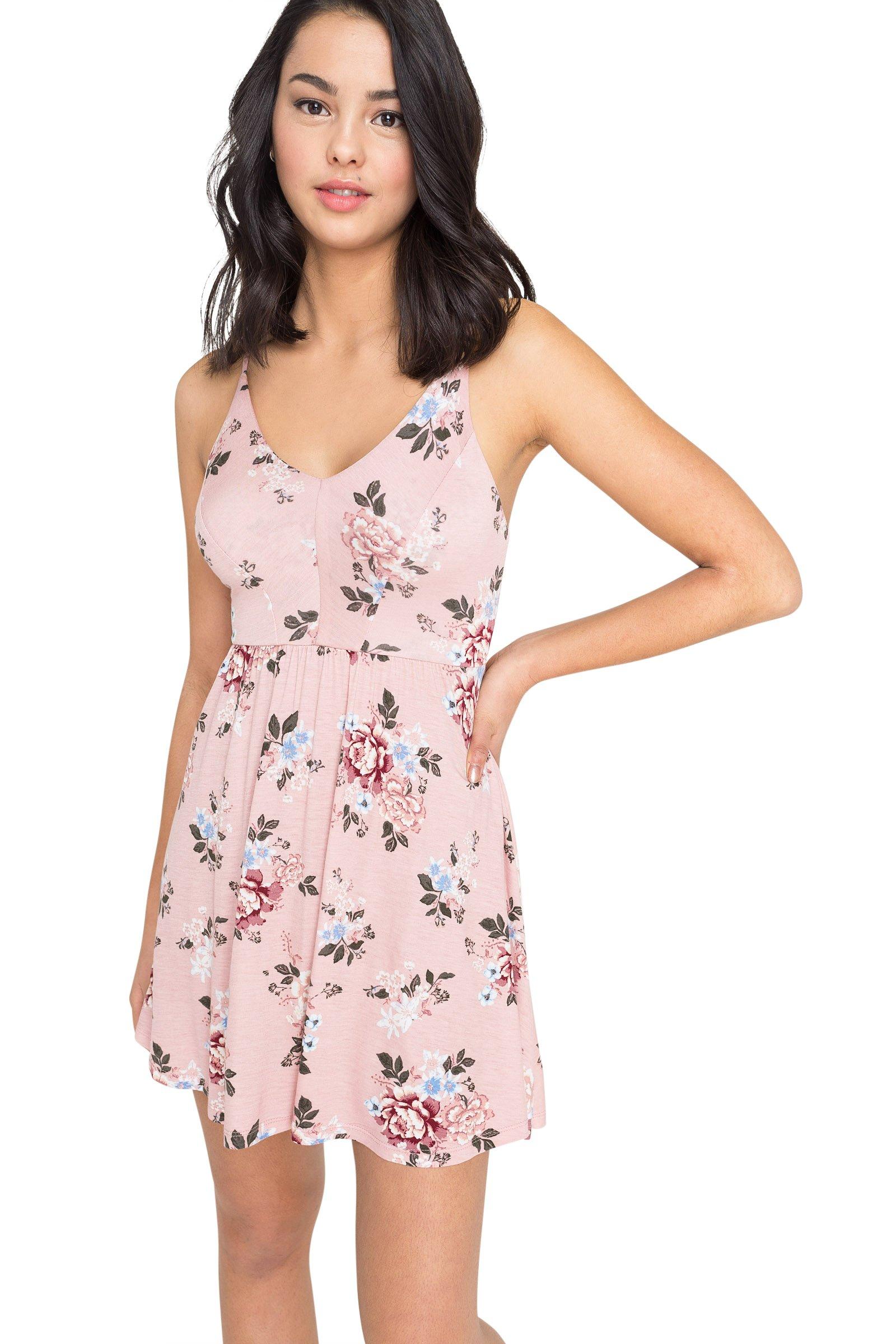Ardene Women's - Mini Dresses - Fine Knit Mini Dress Large -(8A-AP02399)