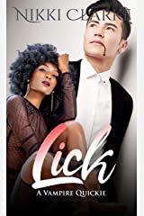 Lick: A Vampire Quickie Kindle Edition