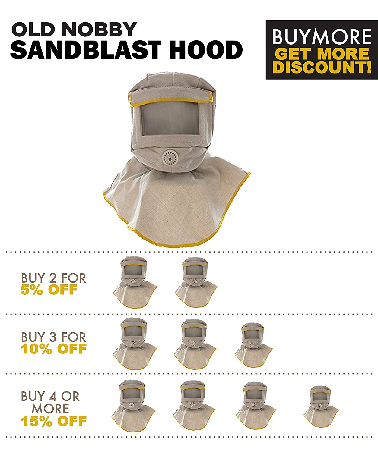 nobby design better homes and gardens submissions. Sandblasting Hood with large viewing screen for anti dusk protection  Amazon com