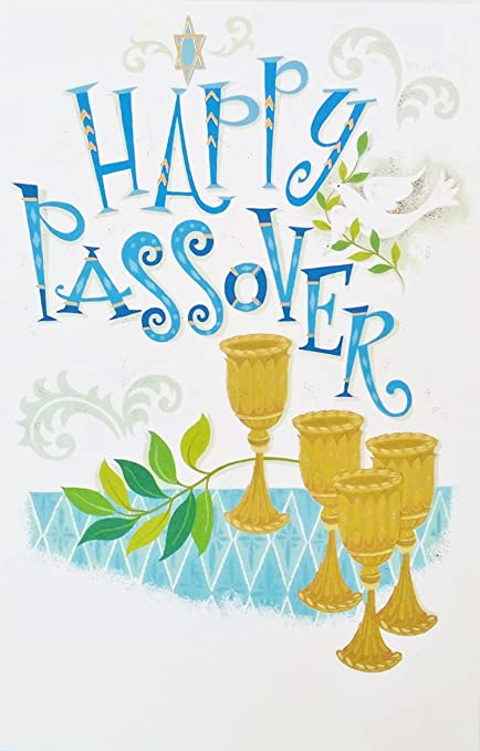 Amazon happy passover hope you have a wonderful holiday happy passover hope you have a wonderful holiday greeting card quothow m4hsunfo