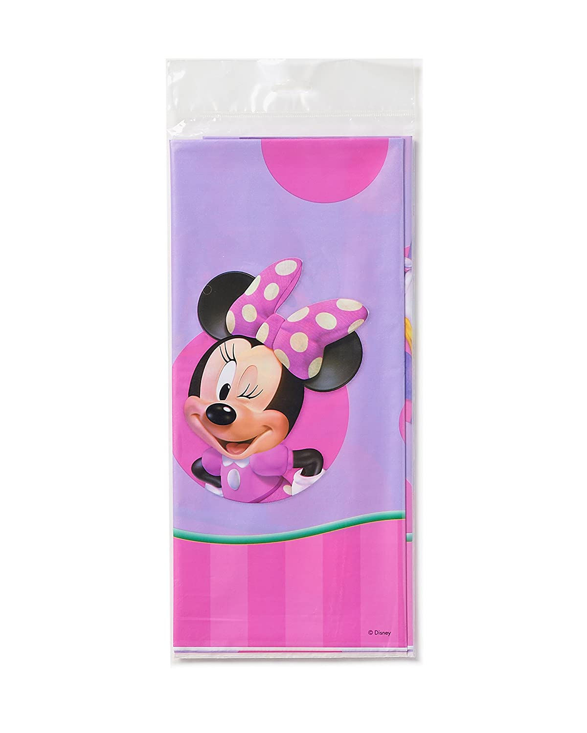 American Greetings Minnie Mouse Party Supplies 16 oz Reusable Plastic Party Cup 12-Count