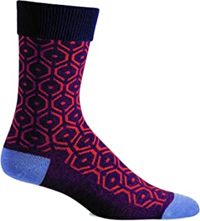 product image for Sockwell Hive Sock- Women's Violet Small/Medium
