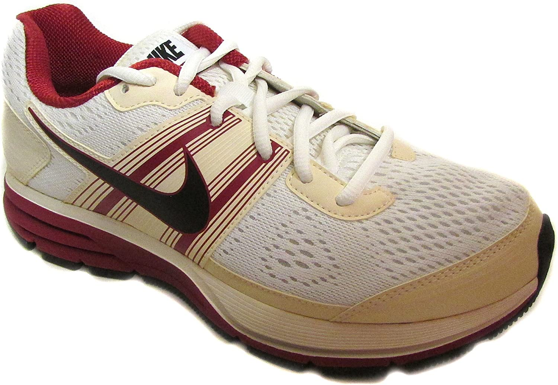 Triatleta Primer ministro Desbordamiento  Amazon.com | Nike Women's Air Pegasus+ 29 White/Black/Varsity Crimson Trail  Shoes US 5 | Trail Running