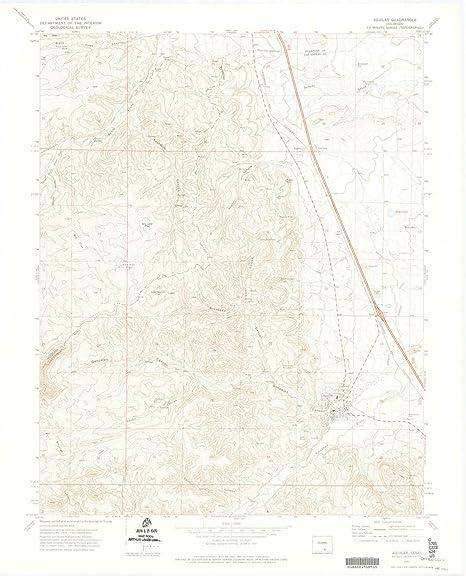 Aguilar Colorado Map.Amazon Com Yellowmaps Aguilar Co Topo Map 1 24000 Scale 7 5 X
