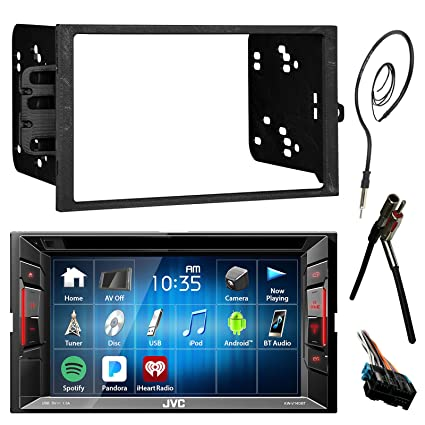amazon com jvc 6 2 touch screen bluetooth cd dvd car stereo rh amazon com Balanced Audio Wiring Diagram Guitar Cable Wiring