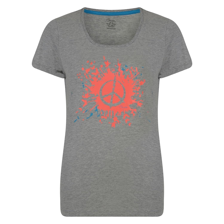 Dare 2b Damen Peace Out T-Shirt Dare2b