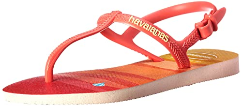 6e079cc2cd94c2 Havaianas Unisex Kids Freedom SL Print Sandal Ballet Rose Flip Flop