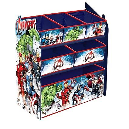 Meuble Rangement Avengers