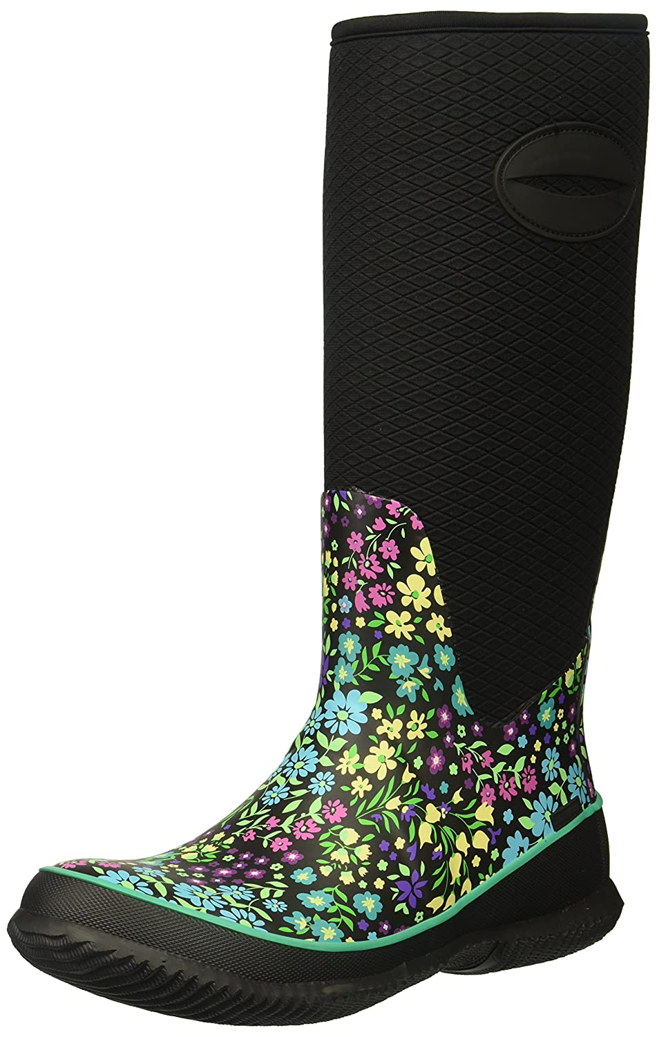 Western Chief Women's Cold Rated Neoprene Memory Foam Snow Boot B01MY8VGG0 11 B(M) US|Blooming Garden
