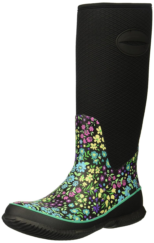 Western Chief Women's Cold Rated Neoprene Memory Foam Snow Boot B01N9SBV6U 10 B(M) US|Blooming Garden