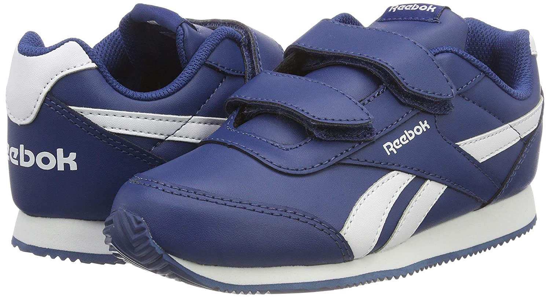 Zapatillas de Gimnasia Unisex Ni/ños Reebok Royal Cljog 2 2v