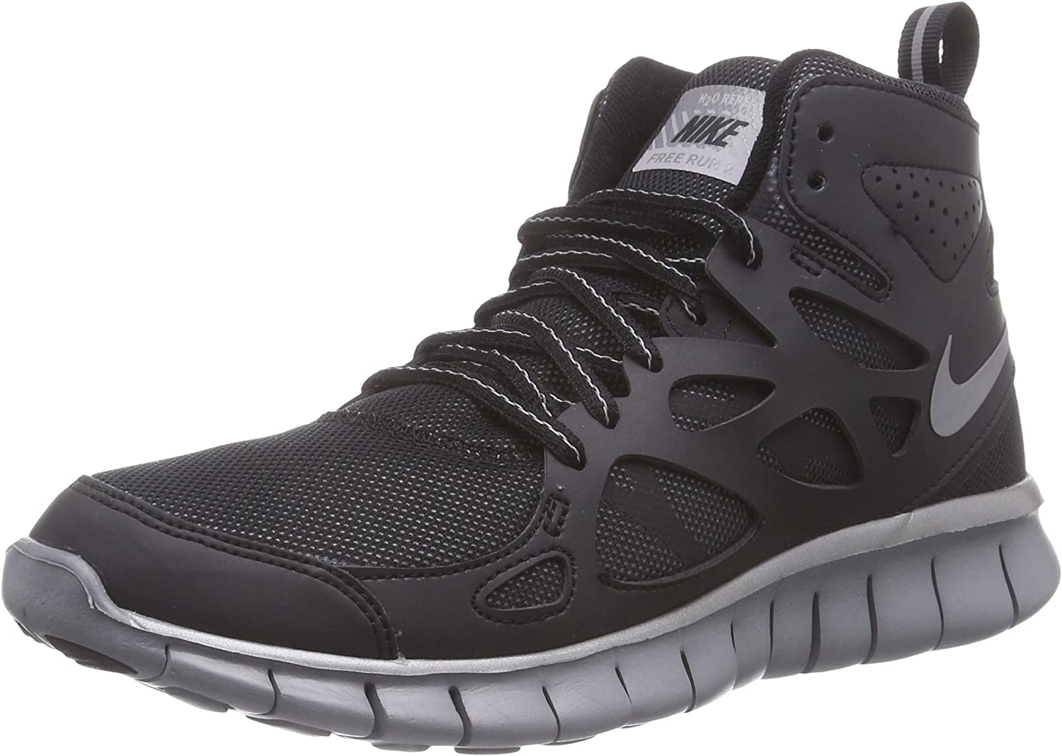 NIKE Free Run 2 Sneakerboot Flash GS hi top Trainers 685746 Sneakers Shoes