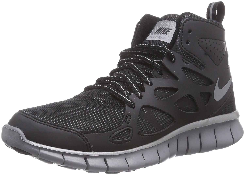 new style 3ff45 1ab0b Amazon.com | Nike Free Run 2 Sneakerboot Flash GS hi top ...