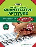 Padhuka's Practical Guide on Quantitative Aptitude: For CA CPT