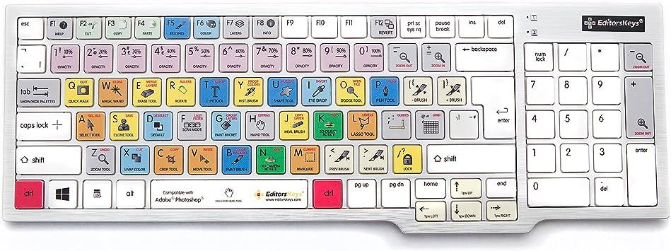 Photoshop CC teclado de la PC por Teclas De Editores