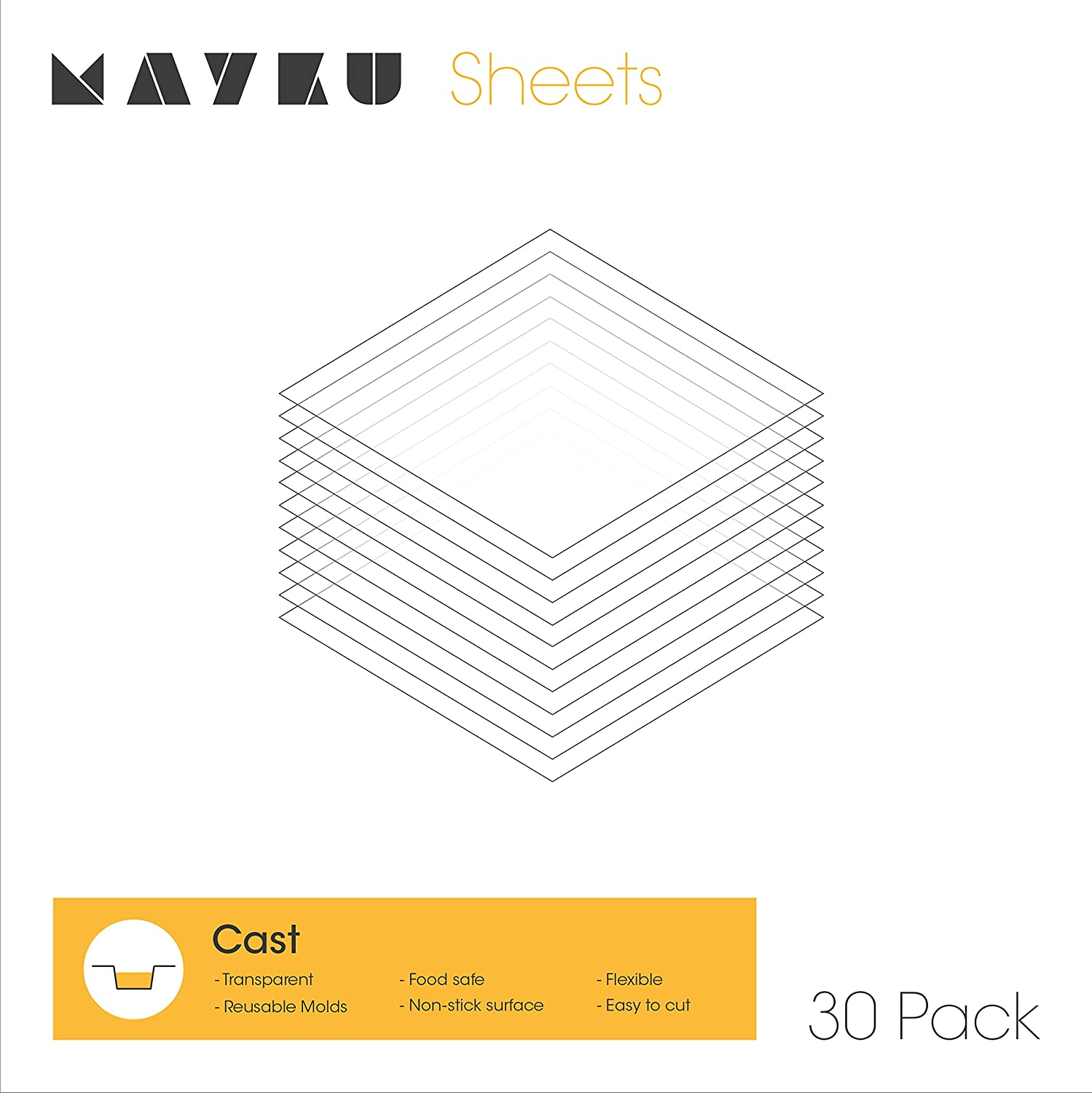 Mayku Cast Sheets
