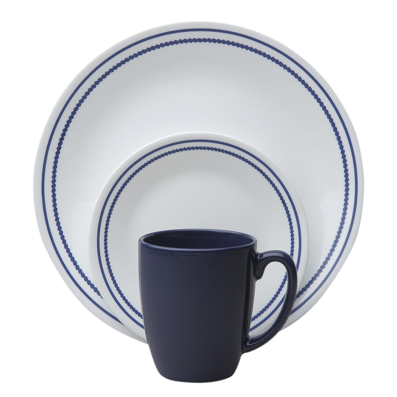 Amazon.com   Corelle Livingware 16-Piece Dinnerware Set ...
