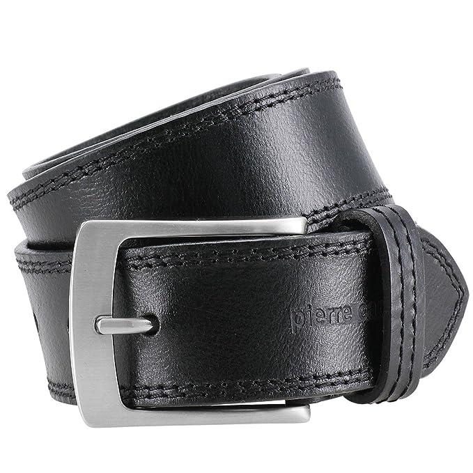 Pierre Cardin - cinturón de cuero para hombre pierre cardin  Amazon.es  Ropa  y accesorios 80b2eac606f3