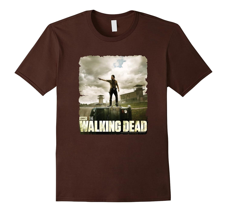 The Walking Dead Prison T-Shirt-TH
