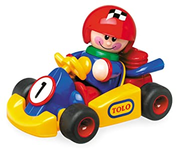 Tolo Toys First Friends Go Kart Toys Games