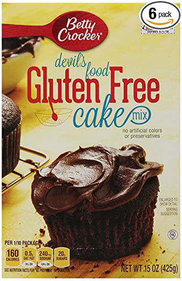 Image Unavailable Not Available For Color Betty Crocker Baking Mix Gluten Free