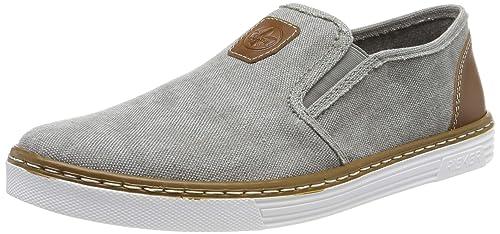 Rieker Herren B4962 41 Slip On Sneaker