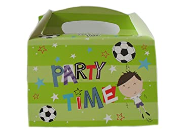 Amazon.com: SIMON ELVIN 6 fiesta infantil cajas – sólo para ...