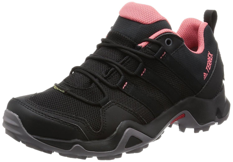 Adidas Terrex Ax2r GTX W, Zapatillas de Senderismo para Mujer 43 1/3 EU|Negro (Negro - (Negbas/Negbas/Rostac))