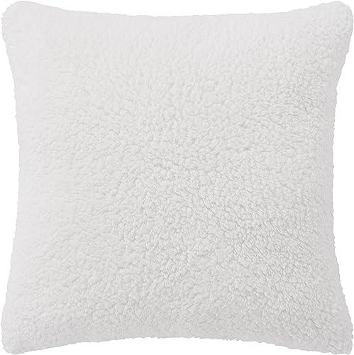 Eddie Bauer Snowfield Throw Pillow, 20×20, Lt-Pastel Grey