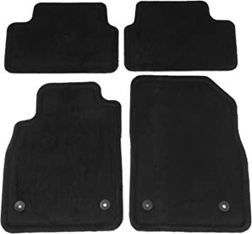 Genuine GM Accessories 22878591 Front and Rear Carpet Floor Mat Set