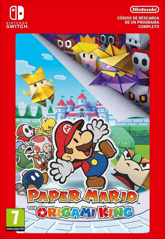 Paper Mario: The Origami King [Preload] | Nintendo Switch - Código ...