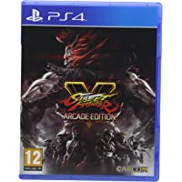 CAPCOM Street FighterV Arcade Edt. [Playstation 4]