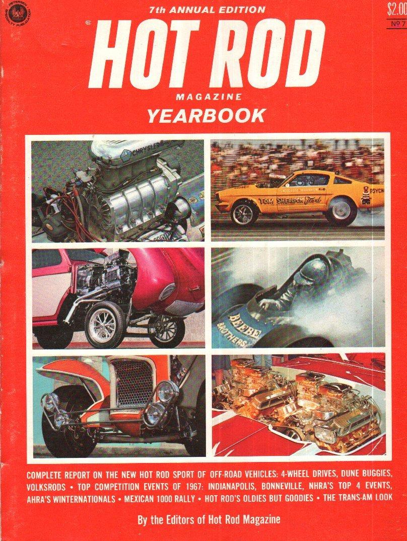 Hot Rod Magazine Yearbook No. 7: Amazon.com: Books