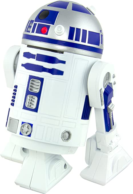 Paladone R2 D2, Aspiratore Desktop Star Wars con USB, Multicolore