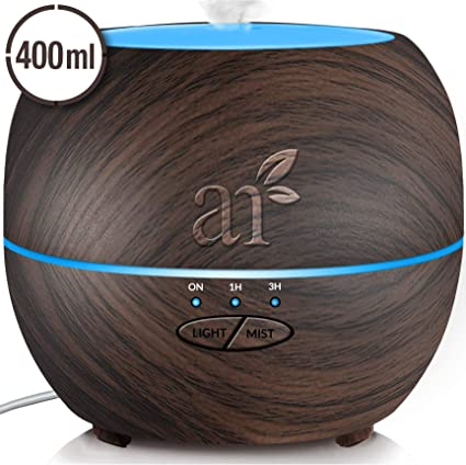ArtNaturals Essential Oil Diffuser and Humidifier With