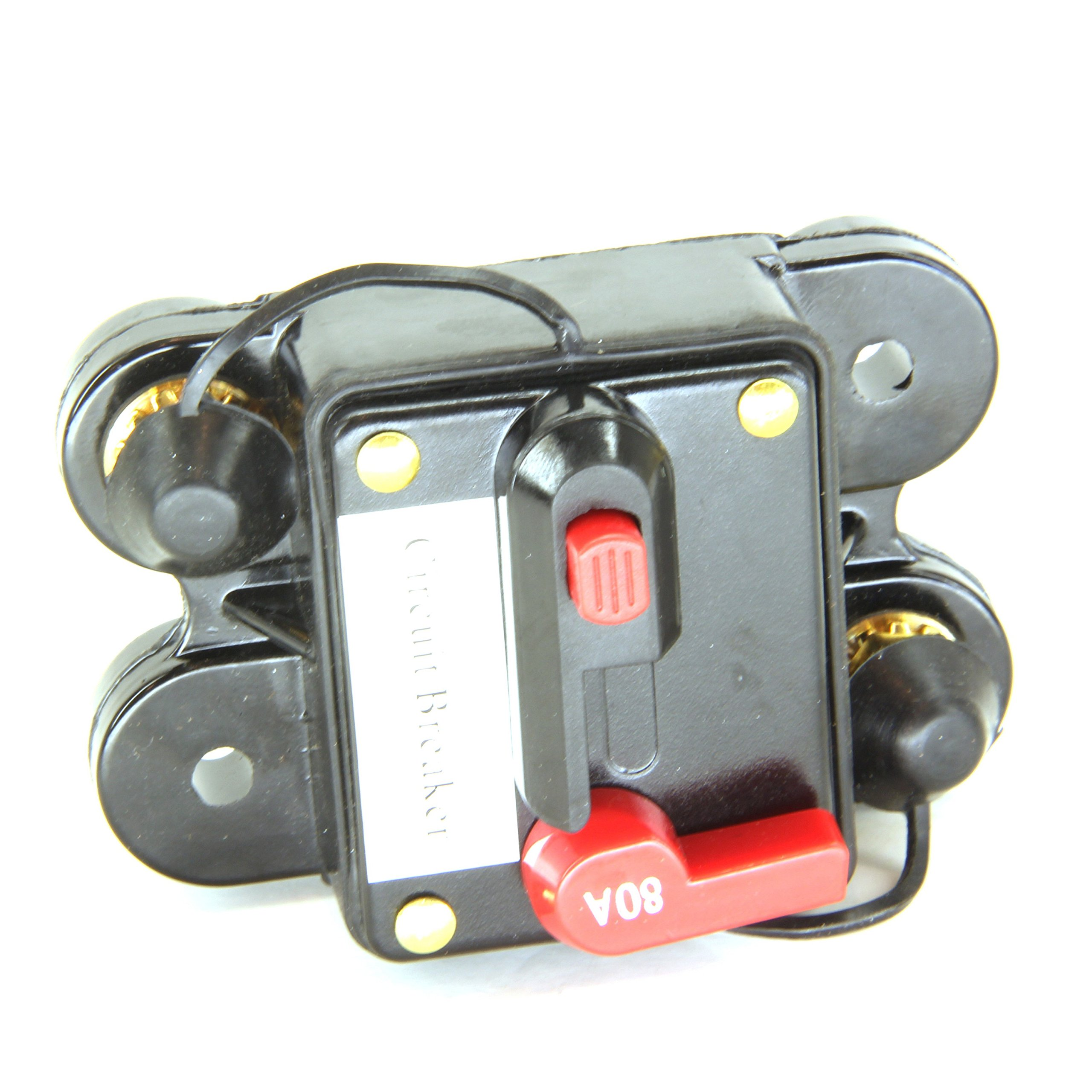 HFS 100 Amp 12V CONTACTOR (Circuit Breaker) for Anchor Windlass by HFS