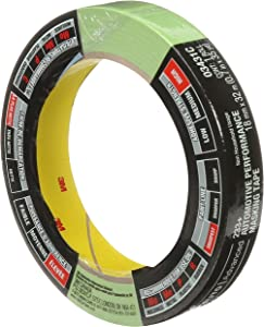 3M Automotive Performance Masking Tape, 03431, 18 mm x 32 m