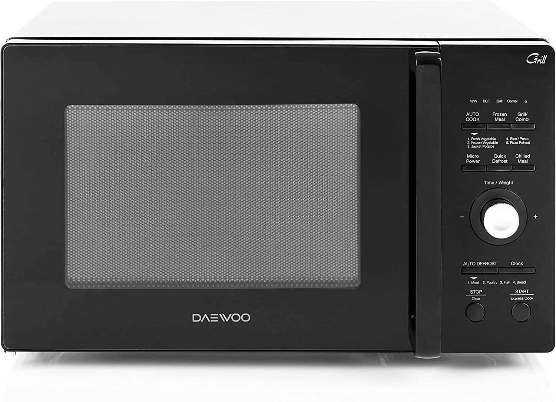 Daewoo KQG-9GMR Encimera - Microondas (Encimera, Microondas ...