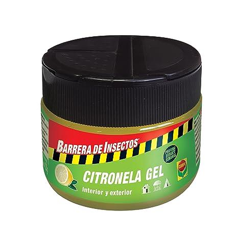 Repelente mosquitos citronela gel