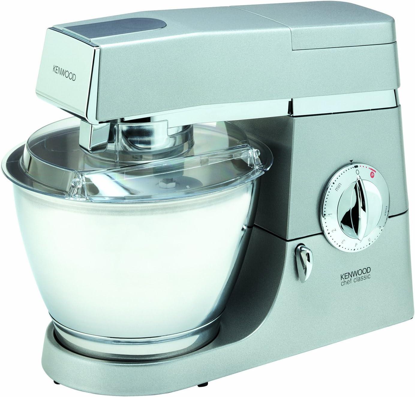 Kenwood KM416 - Robot de cocina, 750 W, bol acero inoxidable de 4,6 litros [Importado de Alemania]: Amazon.es: Hogar