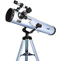 Seben 700-76 Telescopio reflector Big Pack incluido